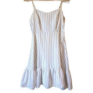 Old Navy striped cami dress
